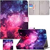 """Universal Case for 9.5""""-10.5"""" Tablet, Artyond PU Leather Cover Slim Fit Folio Cards Slots Case for All Fire HD 10, iPad…"""