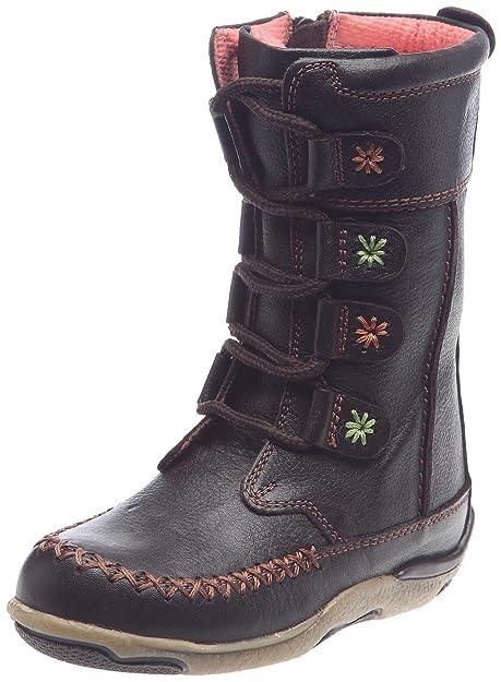 Hush Puppies Spice - Zapatos de niñas sin cordones  Amazon.es  Zapatos y  complementos f3c380a2ae348