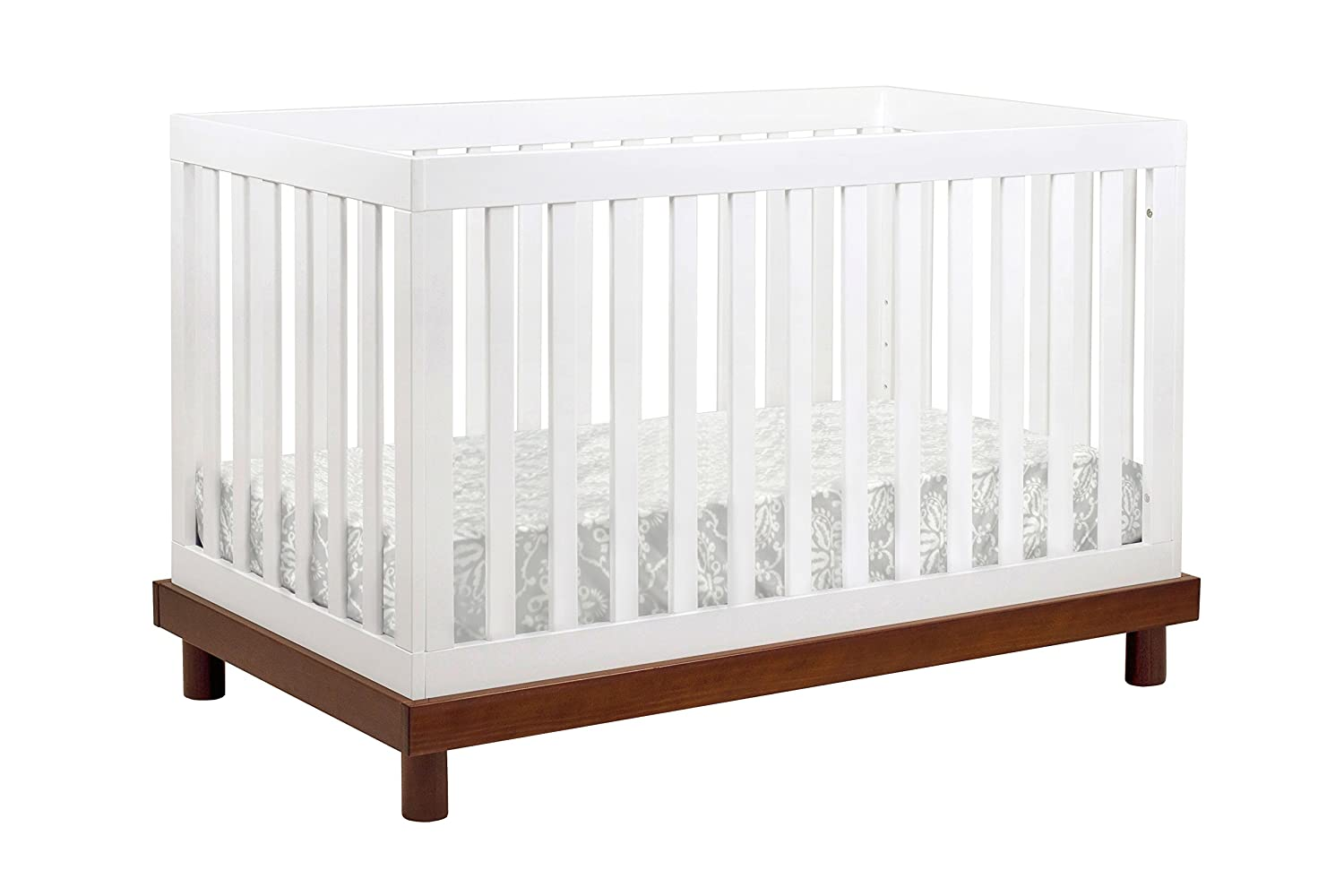 amazoncom  baby mod olivia in convertible crib with toddler  - amazoncom  baby mod olivia in convertible crib with toddler bedconversion kit  baby