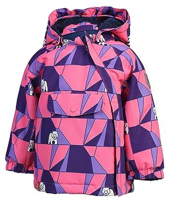 size 40 c12c0 2255c Color Kids Kinder Winterjacke