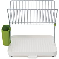 Joseph Joseph 85083 Y-rack Dish Rack and Drainboard Set with Cutlery Organizer