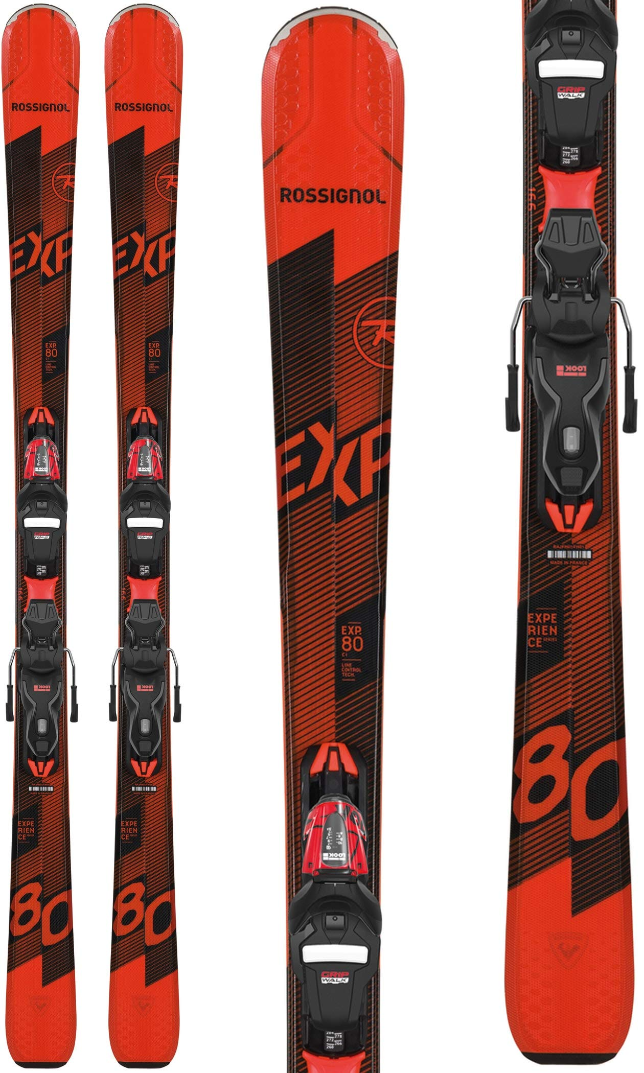 Rossignol Experience 80 CI Skis