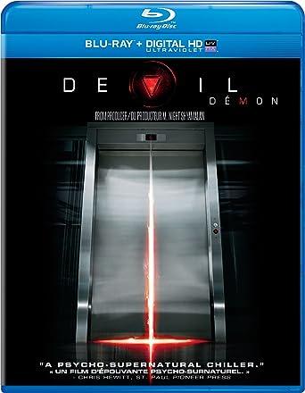 Devil / Demon Bilingual Blu-ray + DIGITAL HD + UltraViolet