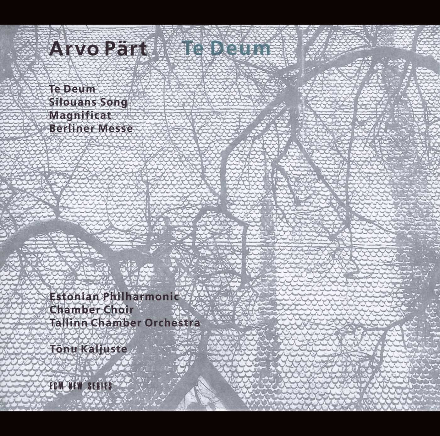 Arvo Part: Te Deum by ECM Records