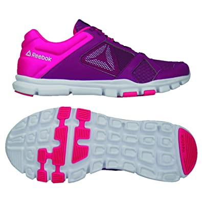e5df4222c79b29 Reebok Women s Yourflex Trainette 10 Mt Fitness Shoes  Amazon.co.uk  Shoes    Bags