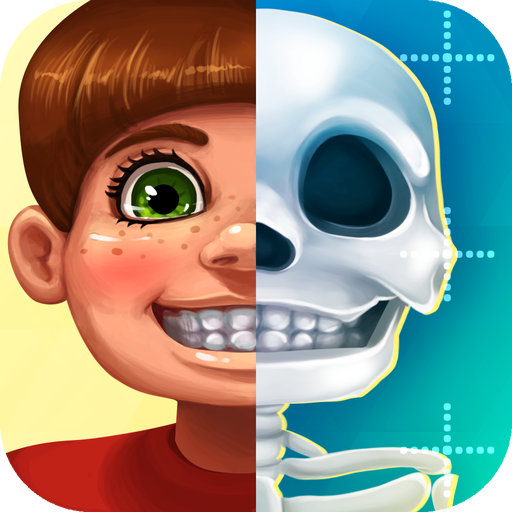 Explore Human Body - Anatomy For Kids (Essential Parts)