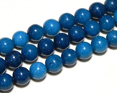 1 Strang Sodalith Perlen Kugeln 4mm