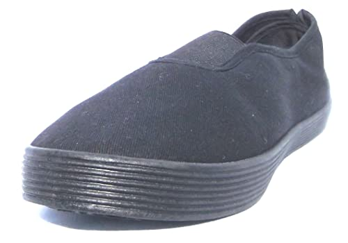 d87a5ed802ec Girls Boys Kids School P.E Sports Pumps  Amazon.co.uk  Shoes   Bags