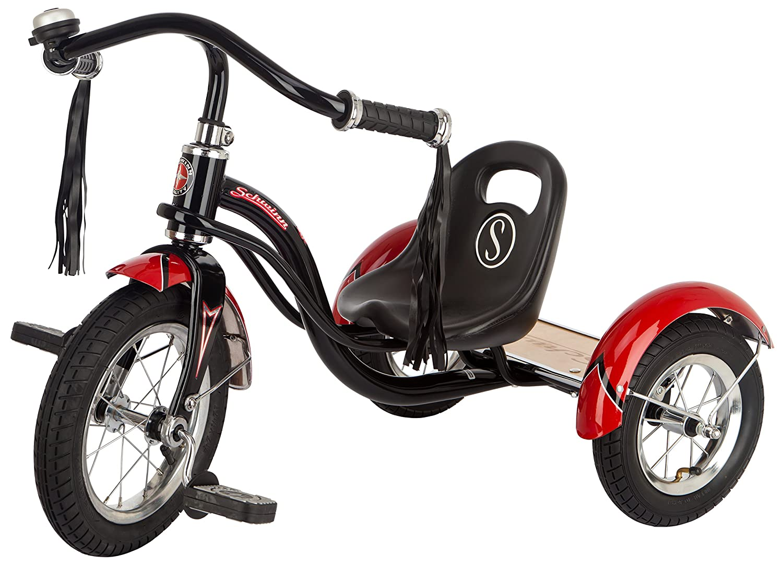 Schwinn Roadster Trike Bicycle Black Toys Games