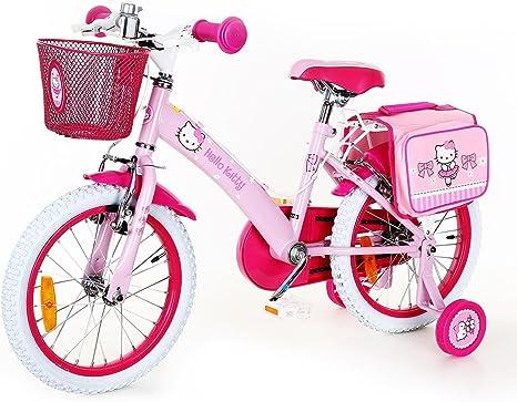 Hello Kitty - Bicicleta 16