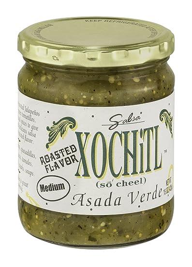 Xochitl Salsa Asada Verde Med