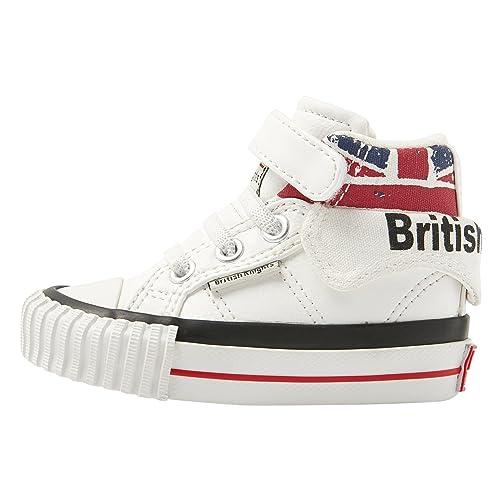 Tienda De Venta Online Recomendar Barato Sneakers con stringhe per bambina British Knights Exclusivo Precio Barato Gran Venta rADDwd