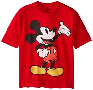 Amazon.com: Disney Mickey Mouse Boys' T-Shirt: Clothing