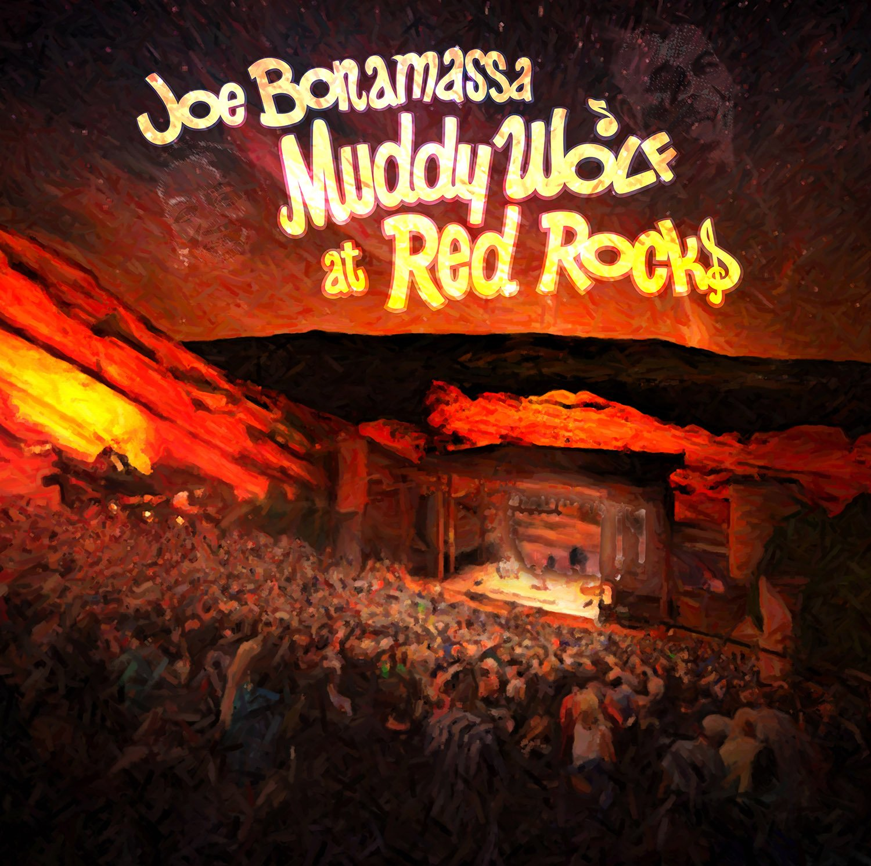 Muddy Wolf at Red Rocks [2 CD] by CD