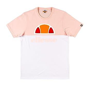c5373bdd Ellesse Herren Arbatax T-Shirt, Rosa, X-Large: Amazon.de: Bekleidung