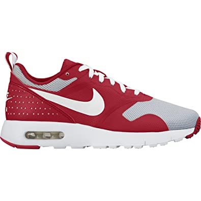 nike air max tavas red and black