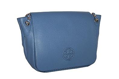 a757d7ff7a03 Amazon.com  Tory Burch Bombe Small Flap Shoulder Bag Women s Handbag ...