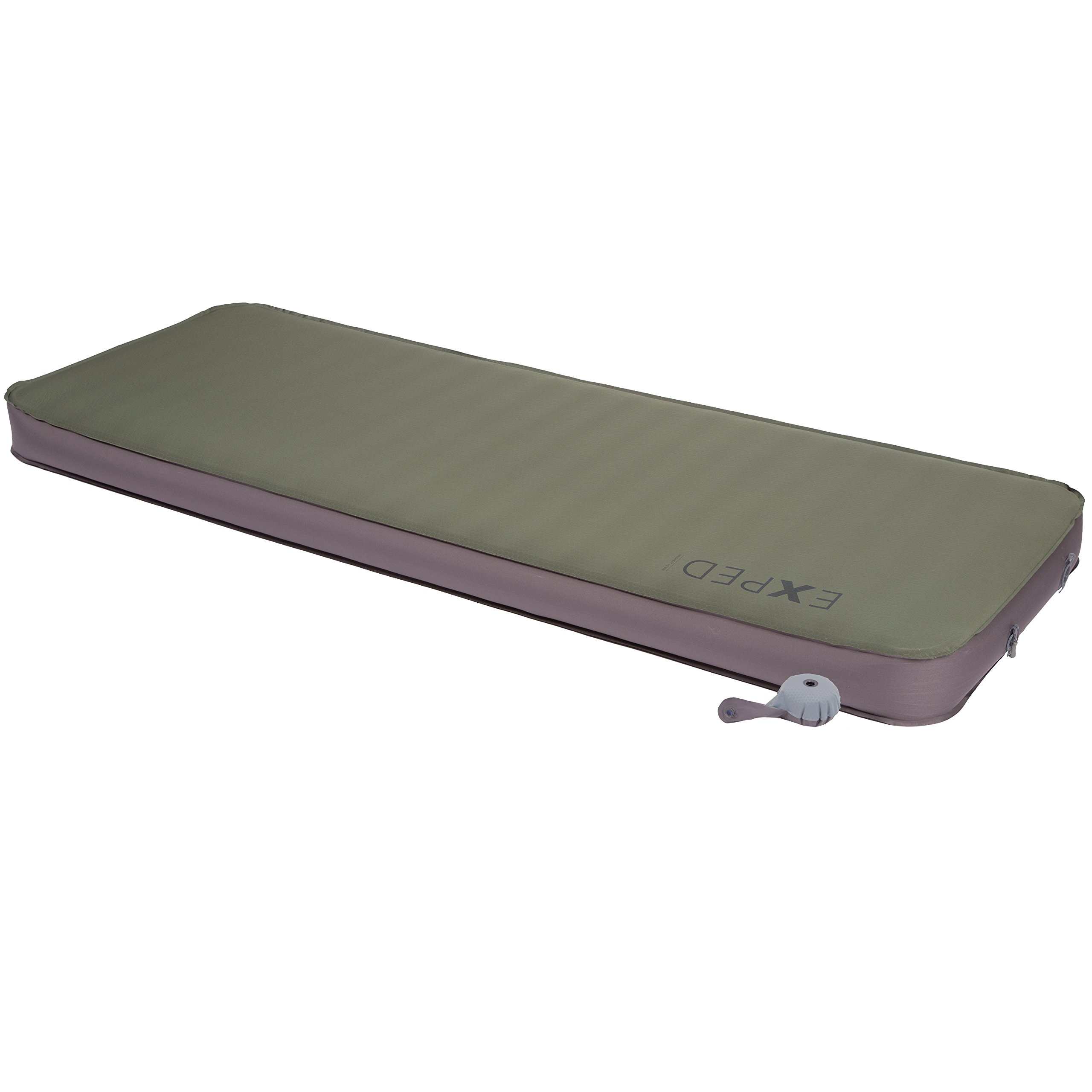 Exped Megamat 10 Insulated Self-Inflating Sleeping Pad, Green, Long Wide by Exped