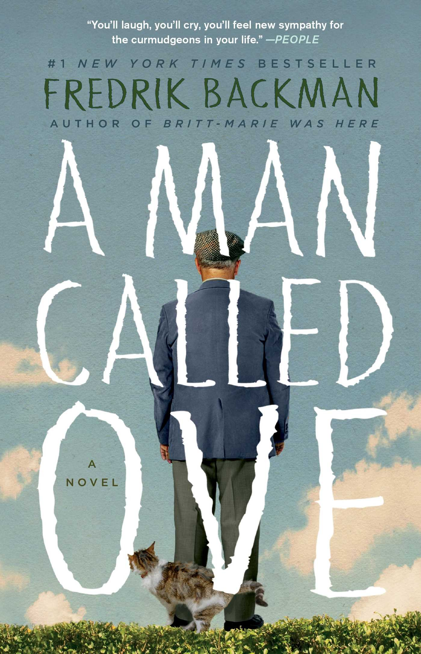 "Image result for ""A Man Called Ove"" by Fredrik Backman"