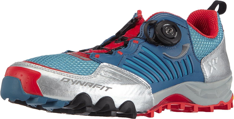 Dynafit MS Feline X7 - Zapatos para Correr de Material sintético Hombre, Color Azul, Talla 48.5: Amazon.es: Zapatos y complementos