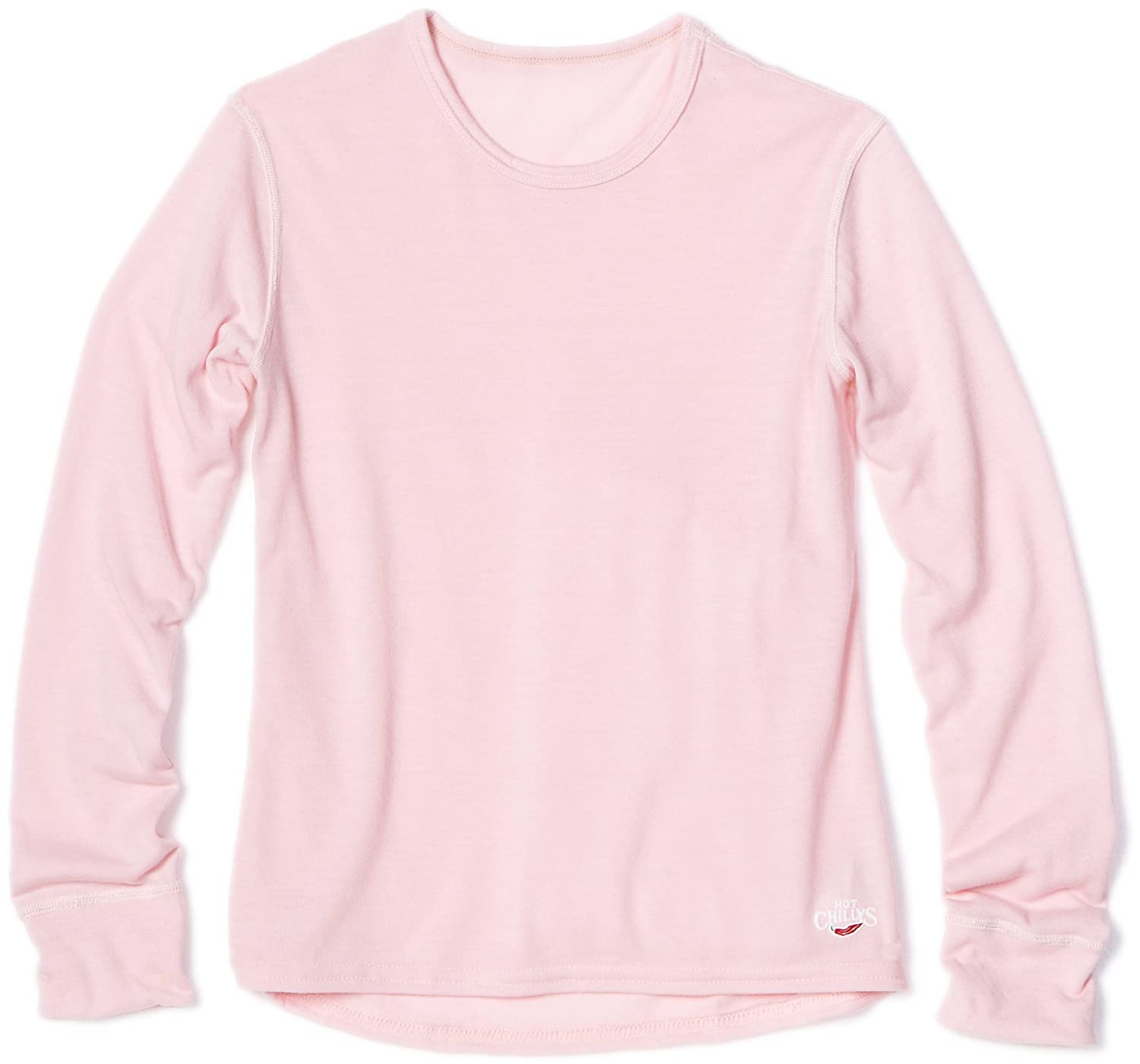 Hot Chillys Youth Midweight Crewneck Top HC9856