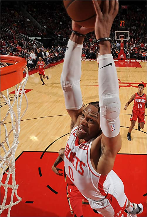 """Russell Westbrook poster wall art home decoration photo print 24/"""" x 24/"""""""