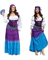 Adult Gypsy Moon Costume - Diamond Collection - 3 sizes
