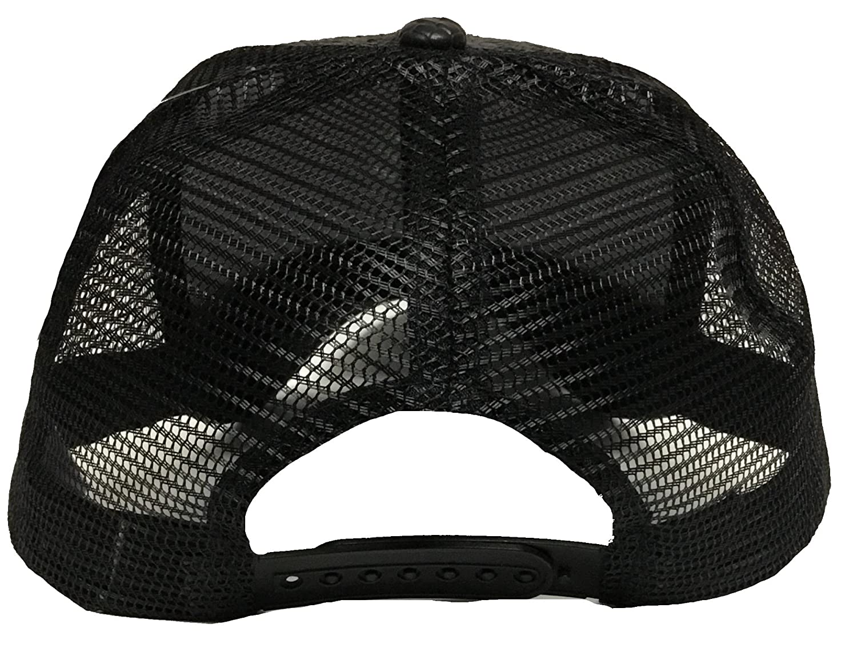 San Luis Potosí Logo Federal hat Gorra De Palma Visera De Piel Mesh  Snapback at Amazon Men s Clothing store  48b14283202