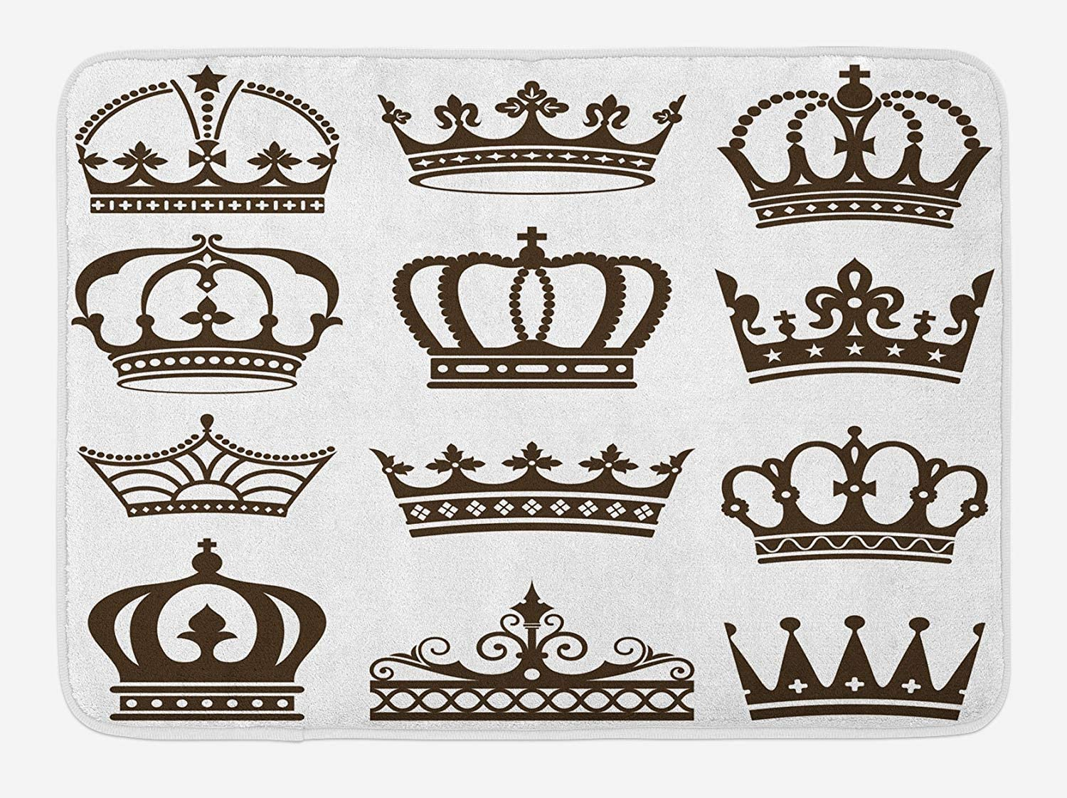 Amazon Com Cdhbh Royal Queen For The Crown Prince Design Cartoon Headdress Modern Bathroom Home Decoration Non Slip Bath Mat Door Mat Flannel Material Outdoor Door Decoration Room Kitchen Dining Disney png baby disney princess cartoon prince and princess princess crowns birthday artículos similares a crown silhouette svg, ai, eps, pdf cutting file,princess crown svg vector clipart, silueta. amazon com