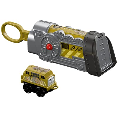 Fisher-Price Thomas & Friends MINIS, Diesel 10 Launcher: Toys & Games