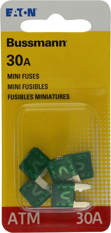 Bussmann BP//ATM-2 2 Amp Fast Acting Mini-Fuse