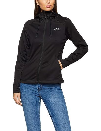 a62e899a4 Amazon.com: The North Face Tech Mezzaluna Hoodie Womens: Clothing