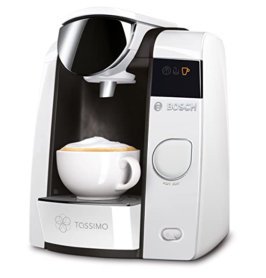 Amazon.com: Tassimo Bosch TAS4502GB Joy 2 bebidas calientes ...