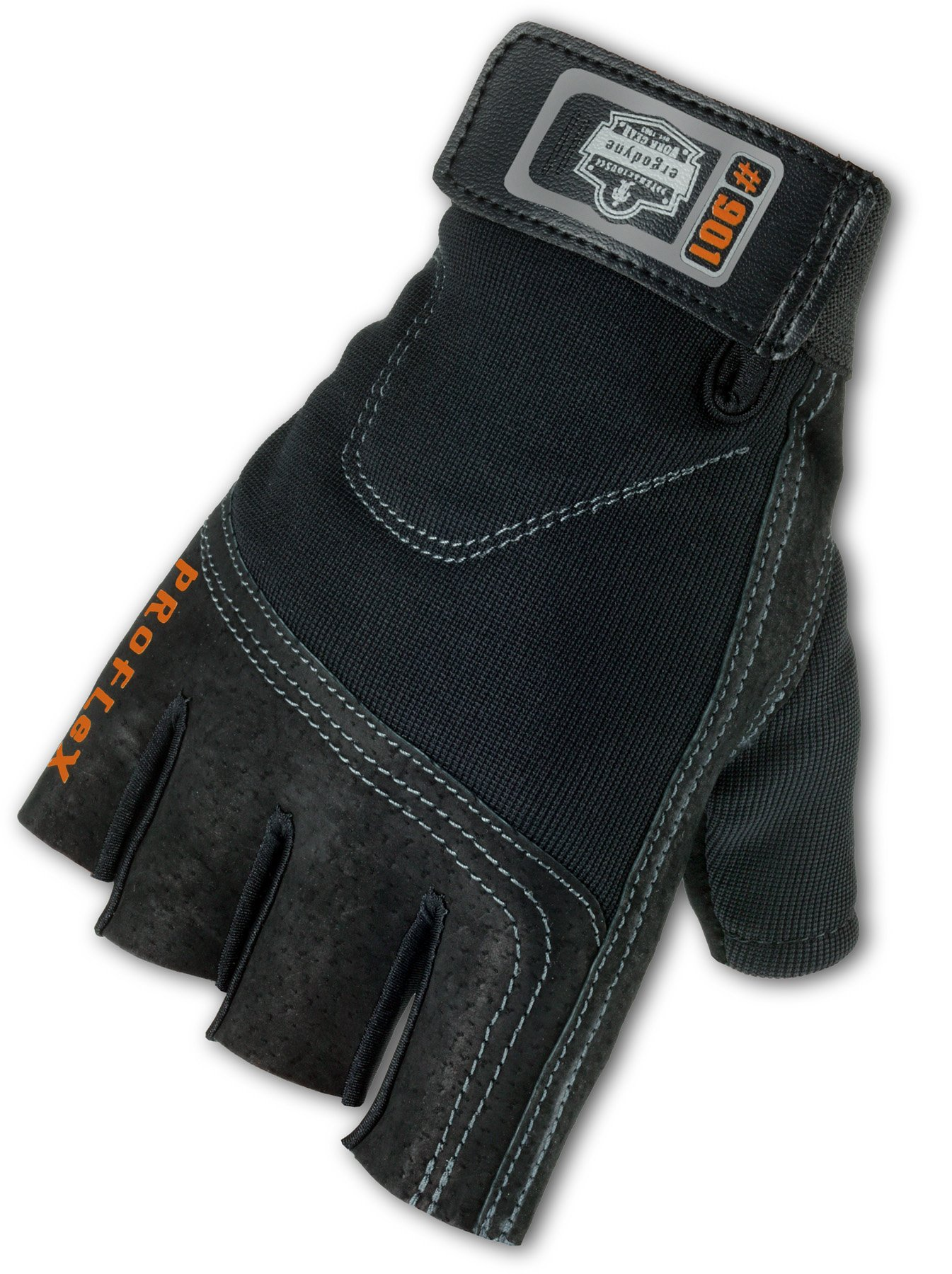 Ergodyne ProFlex 901 Impact Work Gloves, Large