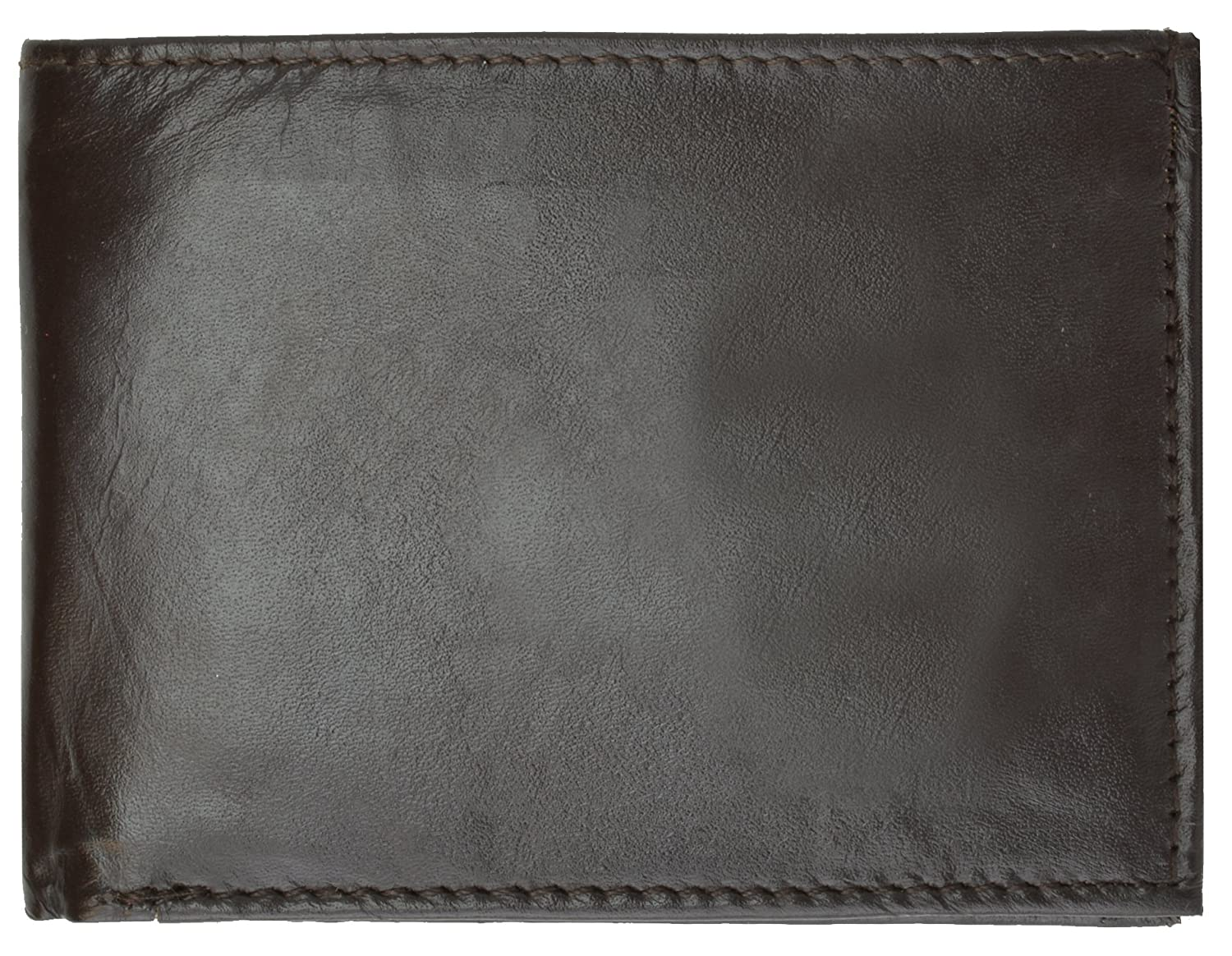Genuine Lambskin Leather Wallet with ID and Credit Card by Marshal
