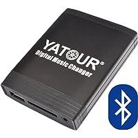 Yatour YTM06-NIS-BT Adaptador de Musica Digital para Coche