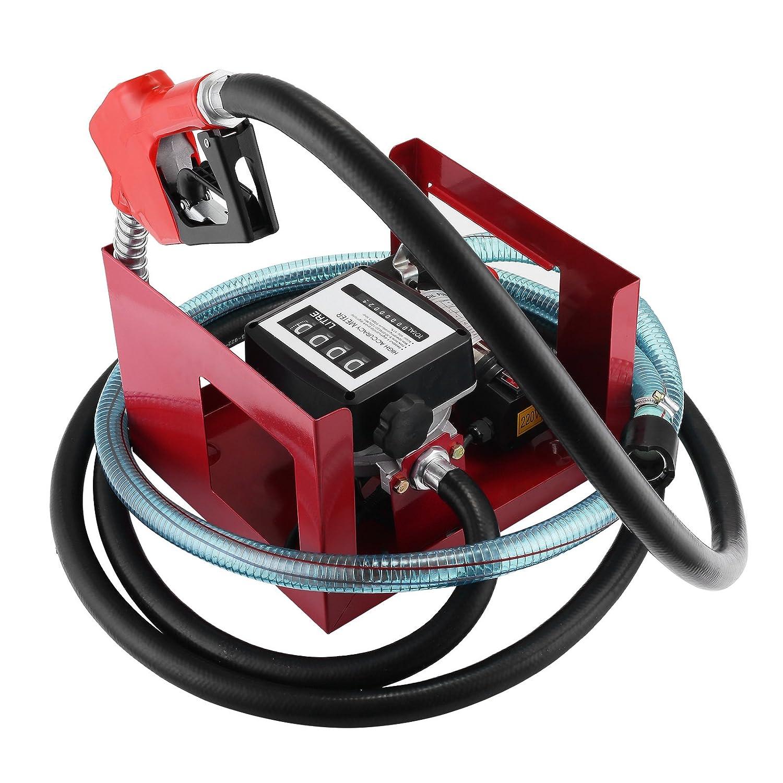 BuoQua 600 Bar Einspritzdü se Prü fgerä te 0, 8L Krafststoffdruckmesser mit doppelter Skalierung Injektoren Tester Diagnosegerä t im Dieselmotor
