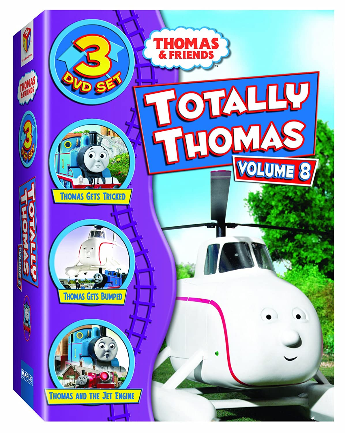 Thomas And Friends Thomas And The Jet Engine Dvd