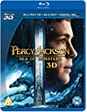 Percy Jackson: Sea of Monsters 3d [Blu-ray] [Import]