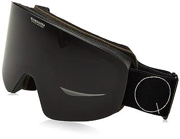 de7ec09822 Quiksilver QS_RC Gafas de Snowboard, Hombre, Negro, Talla Única: Quiksilver:  Amazon.es: Deportes y aire libre