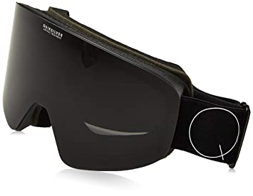 7706d1e810 Quiksilver QS_RC Gafas de Snowboard, Hombre, Negro, Talla Única: Quiksilver:  Amazon.es: Deportes y aire libre