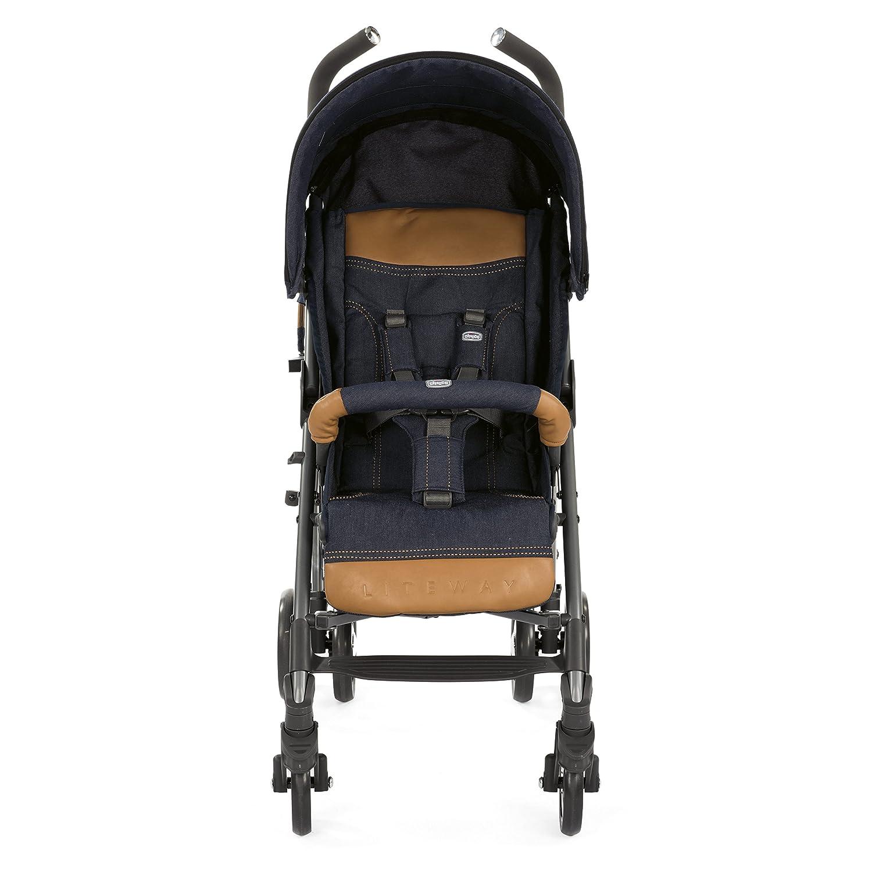 Amazon.com : Chicco Liteway 3 S.ED. Denim 2018 : Baby