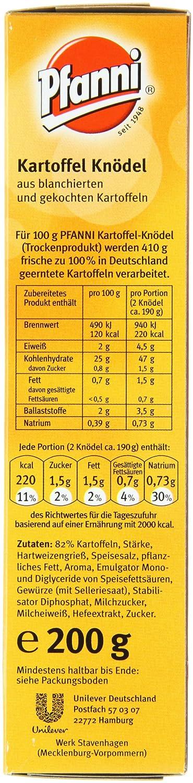 Kartoffel Kcal halb halb amazon co uk grocery