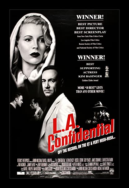 Image result for la confidential movie poster free use