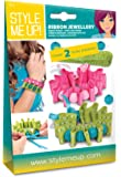 Style me up! - 406 - Loisir Créatif - Perles et Bijoux - Bijoux Rubans - Modèle aléatoire
