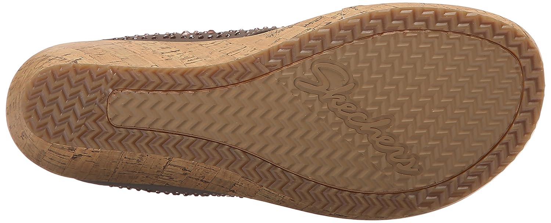 Skechers Damen Beverlee-Dazzled Schuh (Tpe) Grau (Tpe) Schuh aae50e