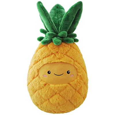 "Squishable / Comfort Food Pineapple 15"" Plush: Toys & Games"