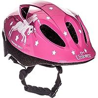"Sport Direct™ ""Flying Unicorn Bicycle Helmet Kids Girls Pink Unicorn 48-52cm CE EN1078:2012+A1:2012"