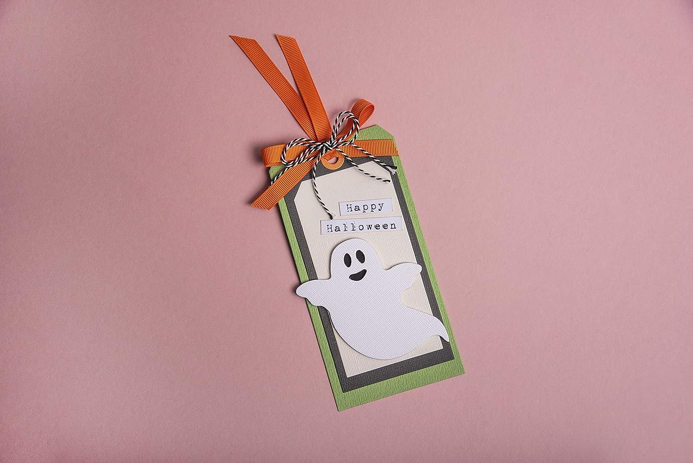 Sizzix Fustella Bigz Felice Halloween taglia unica Multicolor