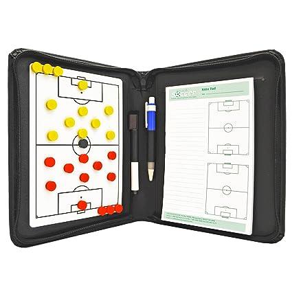 Amazon.com: Agora Premier Entrenador de fútbol Organizador ...